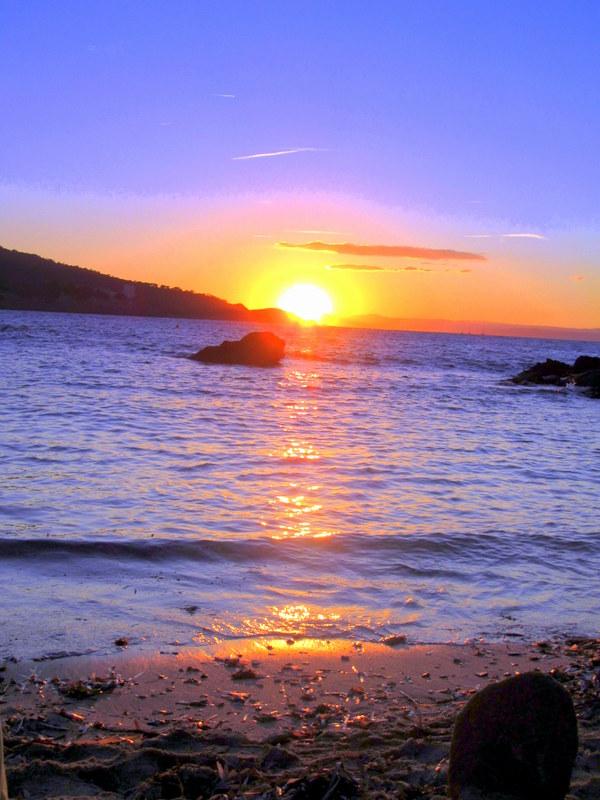 Coucher soleil - L heure du coucher du soleil aujourd hui ...