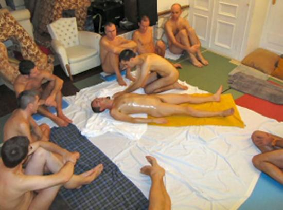 site massage naturiste Le Port