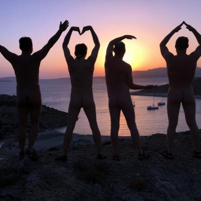 Croisière iles grecques 2016