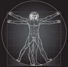 Logo homme de Vinci