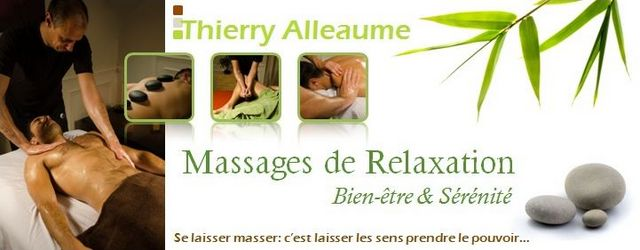 Thierry Alleaume - Massages